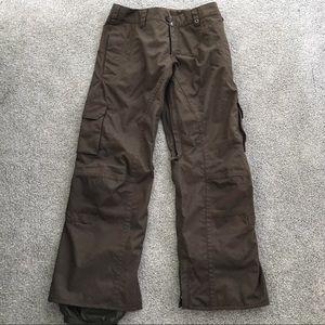 Burton Pants - NWOT Burton Women's Snowboarding Stow Cargo Pants